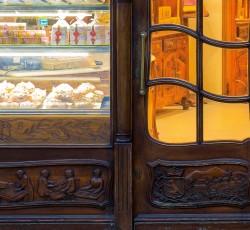 Boutique et petit musée sur l'histoire et la fabrication de nos gourmandises