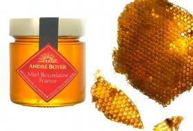 Rare honey varieties from isolated, protected areas in France